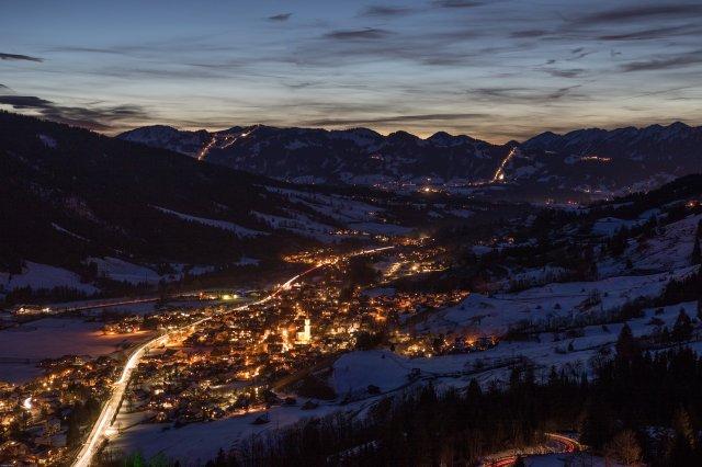 Jak fotografovat krajinu v zimě