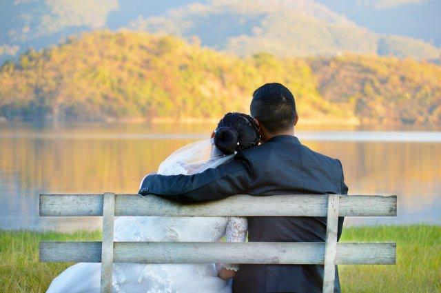 Nezapomenutelná podzimní svatba