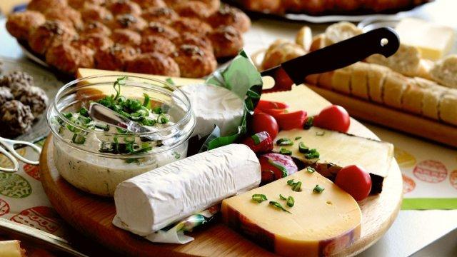 Sýr v hlavní roli