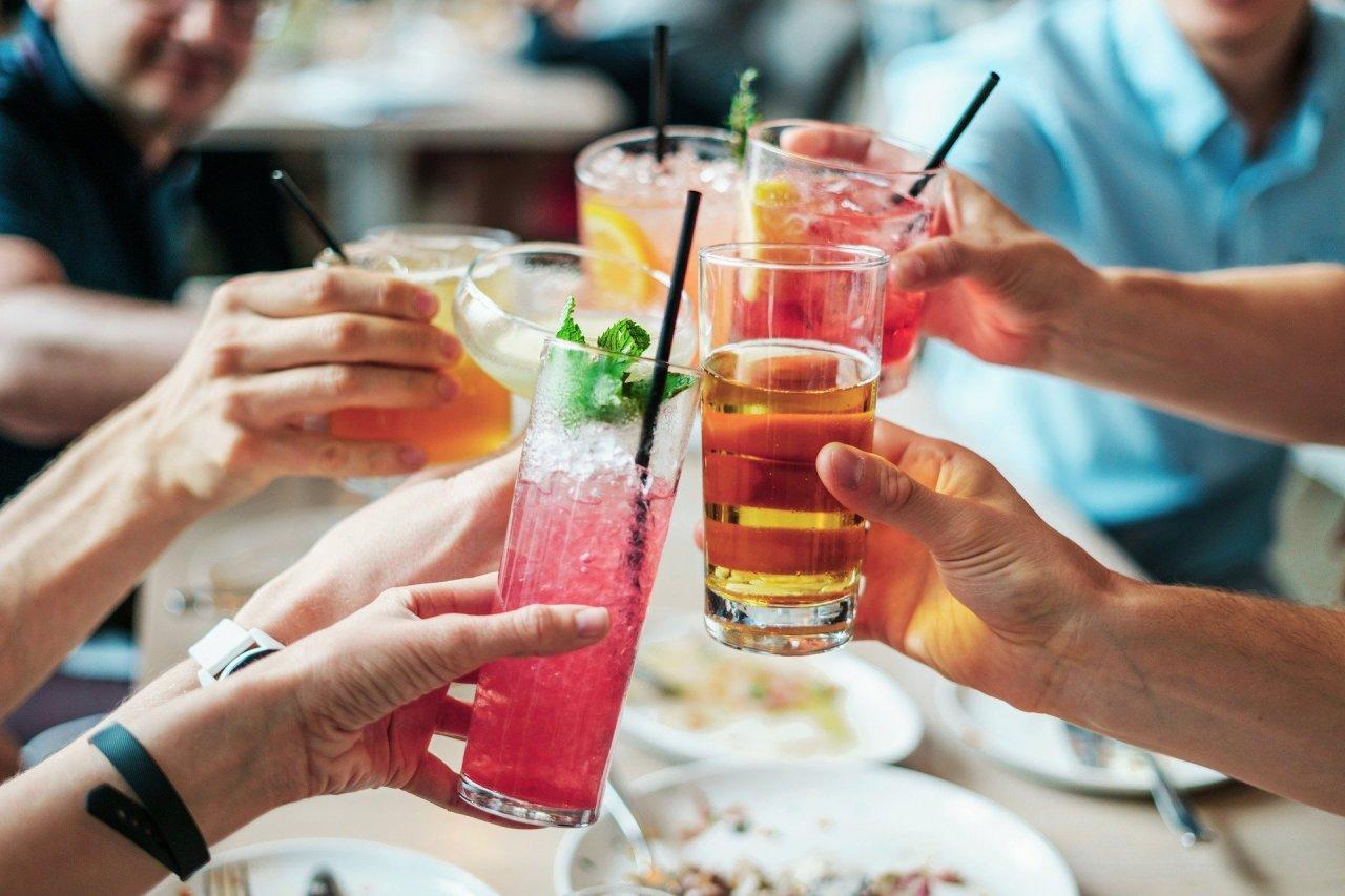 Letní nápoje