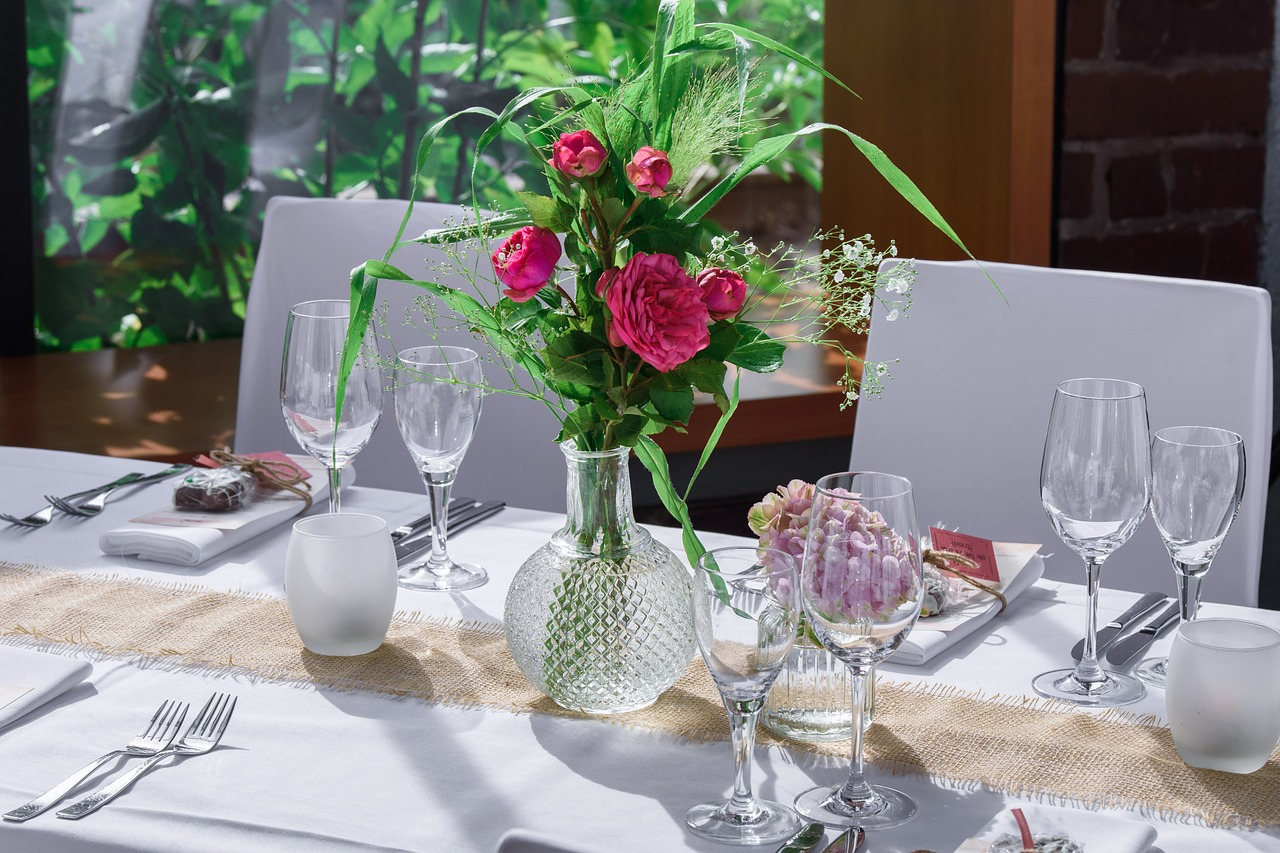 Catering na zahradní party