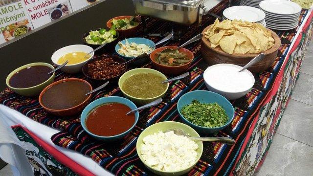 Mexická restaurace Fosil