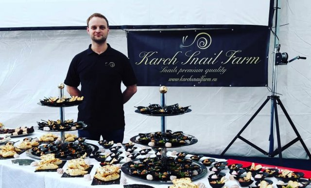 Karch Snail Catering