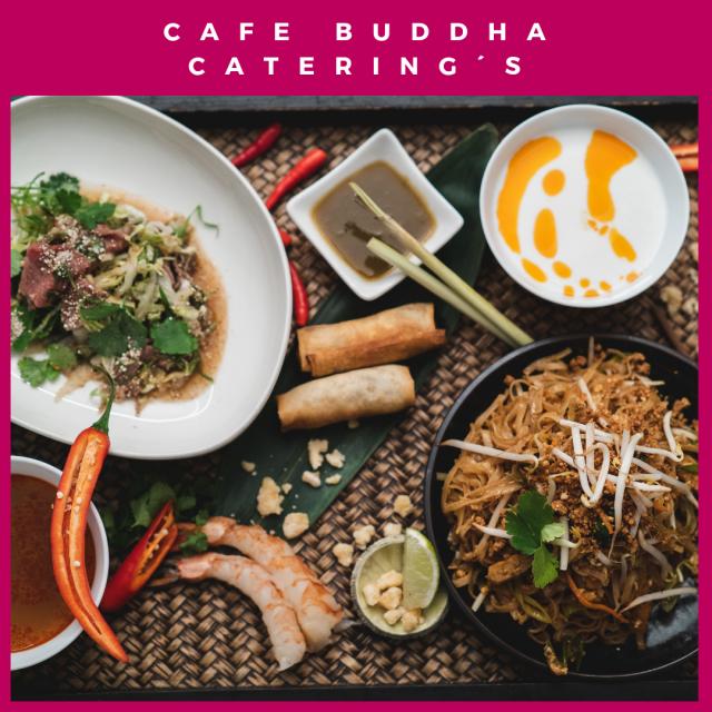 Cafe Buddha Catering´s - nejen dokonalá asie