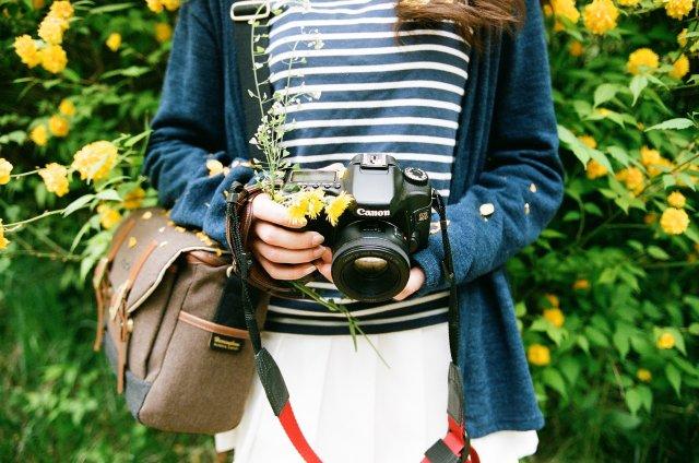 Jak fotit krajinu na jaře