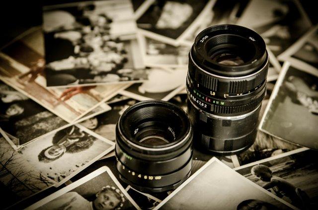 Slovníček začínajícího fotografa