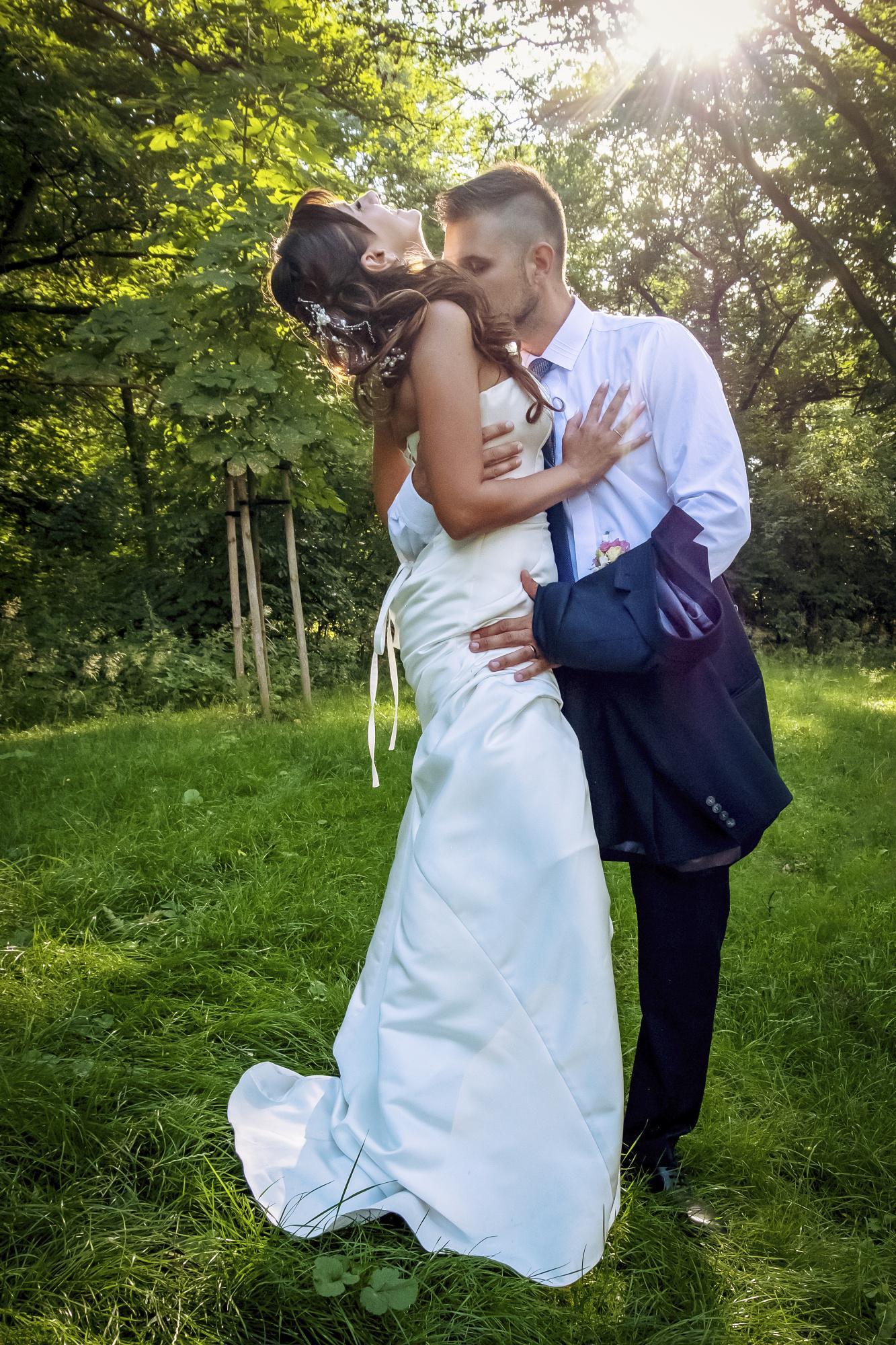 Svatební den Libora a Natálie