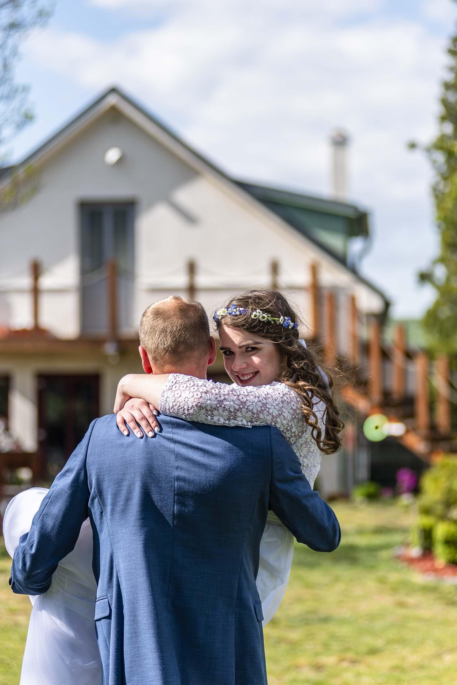 Svatební: Eliška a Michal, Brno